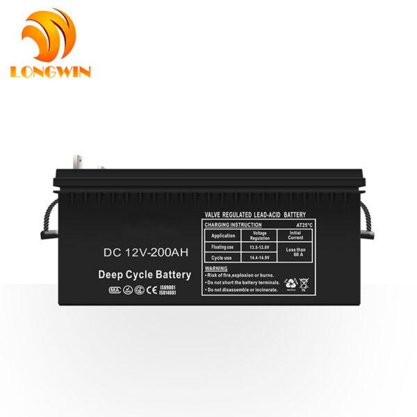 12v 200ah Lead Acid Battery
