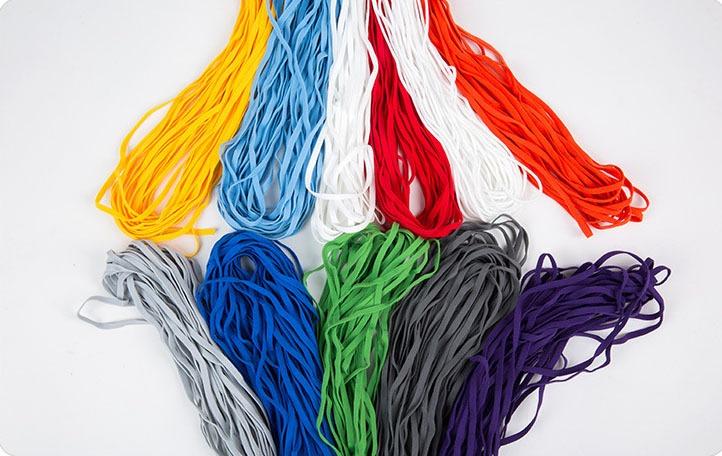 colorful earloop