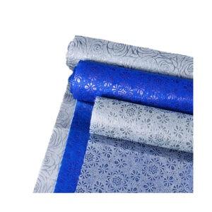 embossed spunbond nonwoven fabric