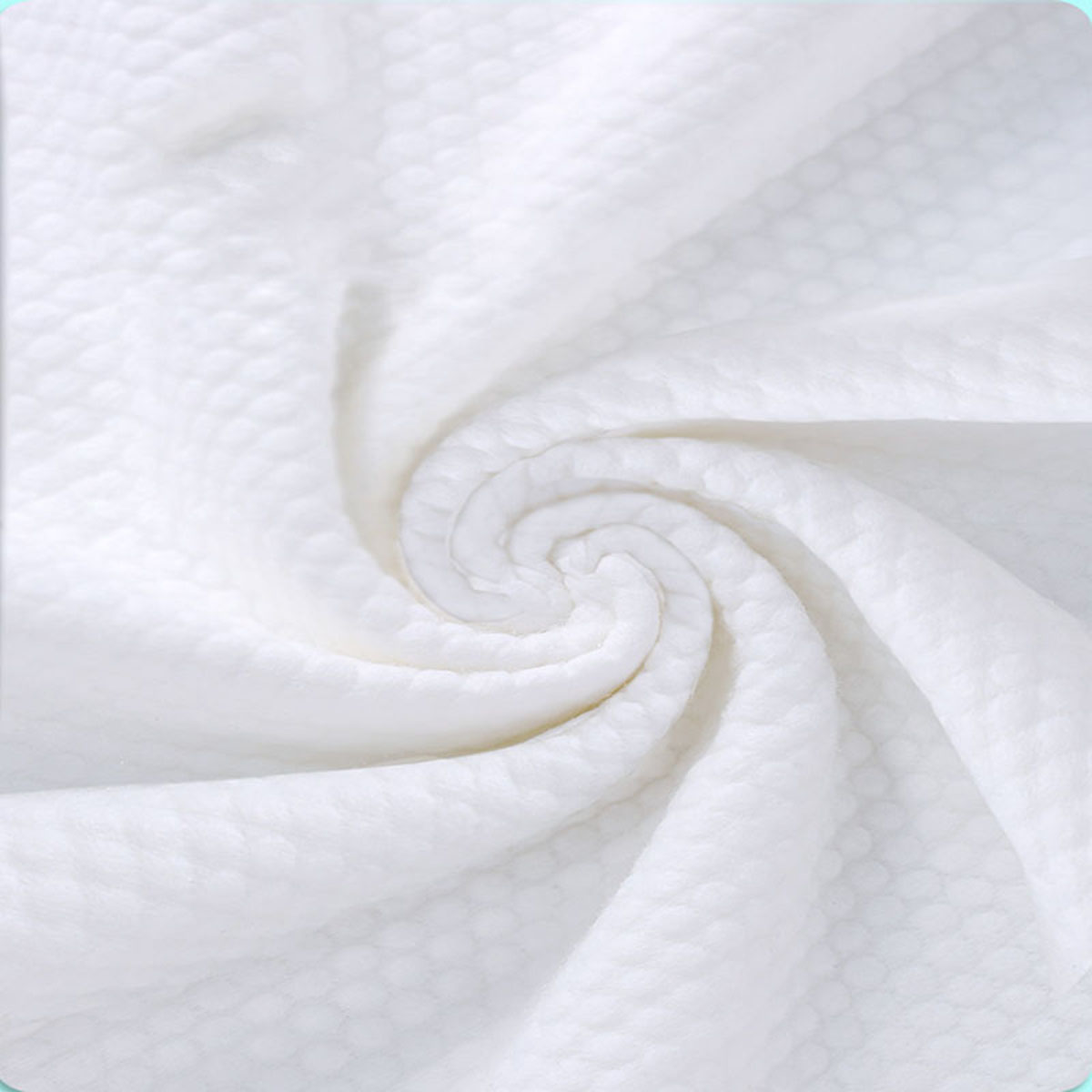 disposable face towel