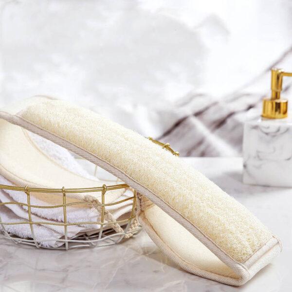 loofah sponge belt